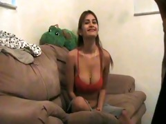legal age teenager hotty learns to deepthroat