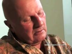 grandfather fucking his ravishing hawt dark brown