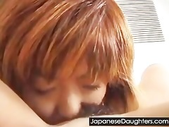 juvenile lesbian japanese daughters having lesbo