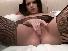 devils daughter halloween webcam show
