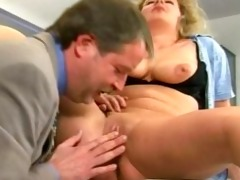 daddy fucks a older woman