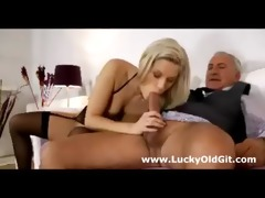 juvenile british wench gives mature lad oral