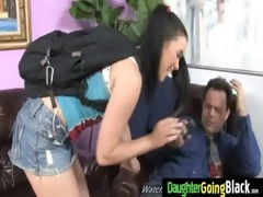 juvenile daughter with wonderful ass drilled by a