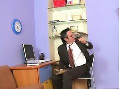 cream flow lesson from elderly teacher