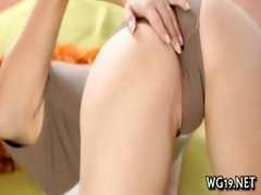 pussy showed & fondled