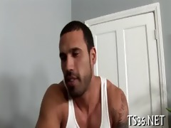 nasty angel rides a penis