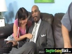 watchung my daughter getting fucked by dark knob
