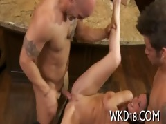 good oral pleasure stimulation scene