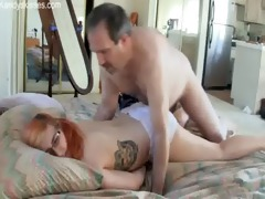 diaper fuck and diaper assjob (by daddy)