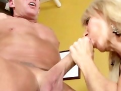 mommy and daughter fuck in three-some