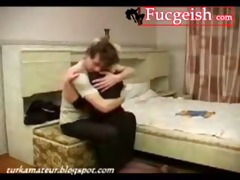 golden-haired russian mother i receives fucked