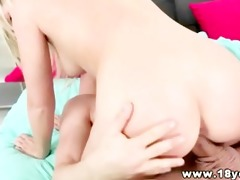 legal age teenager amateurs love tunnel screwed