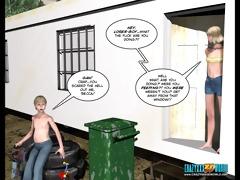4d comic: langsuir chronicles 8