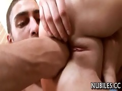gap licked and team-fucked
