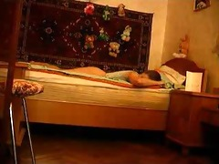 young gal receives a baby maker creampie from