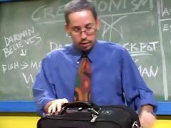 anal teachers lesson...f101
