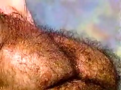 sexy curly dad jerks