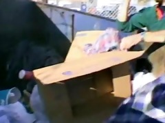 5 bawdy homeless schlongs drill legal age