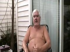 outdoor jerk off