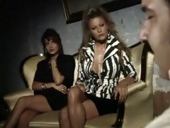mom and daughter fuck - ron jeremy
