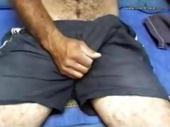 this gracious hirsute large rod dad is fuckin