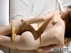 cutie masturbates on web camera