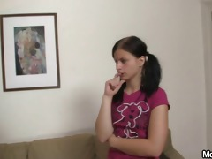 his mommy toying while daddy fucking his gf