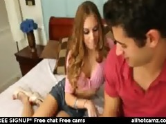 hawt redhead seduces her allies brother and bonks
