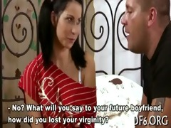 action defloration episode