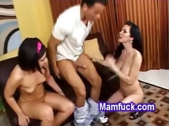 lewd dark brown d like to fuck teaches her hot