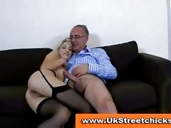 old and youthful thrashing sex