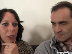 girlfriend copulates his entire family