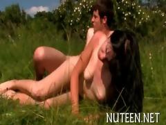 lustful couple begins