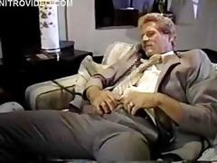 retro sexy shaggy daddy: randy west