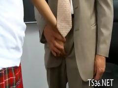 professor copulates student