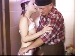 old stud bonks his own stepdaughter