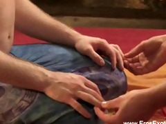 erotic and private prostate massage part 4
