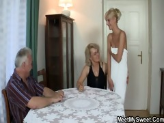 he is finds his mommy and daddy fucking his gf