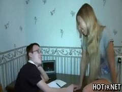 stranger copulates hot teenie