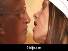 old guy pumps in wazoo a juvenile lustful