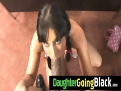 watch my daughter drilled by a darksome man 0