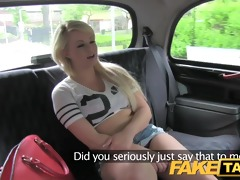 faketaxi wazoo licking council estate floozy